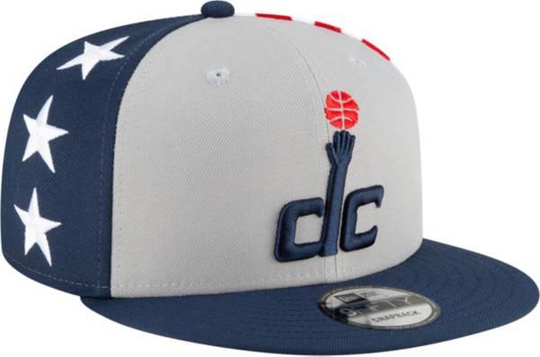 New Era Men's 2020-21 City Edition Washington Wizards 9Fifty Adjustable Snapback Hat product image