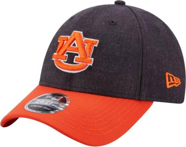 New Era Men's Auburn Tigers Blue League 9Forty Adjustable Hat product image