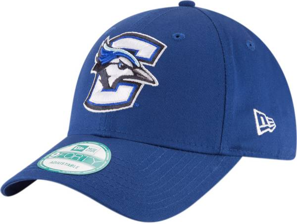 New Era Men's Creighton Bluejays Blue 9FORTY Adjustable Hat product image