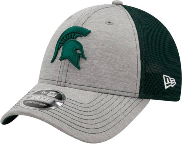 New Era Men's Michigan State Spartans Green 9Forty Neo Adjustable Hat product image