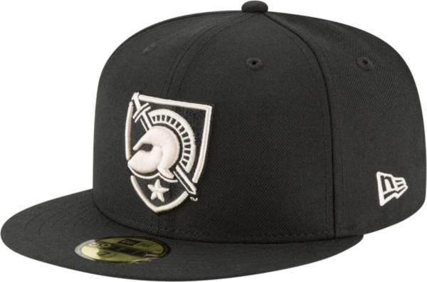 New Era Men's Army West Point Black Knights 59Fifty Game Army Black Game Fitted Hat product image