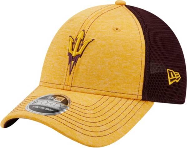 New Era Men's Arizona State Sun Devils Maroon 9Forty Neo Adjustable Hat product image