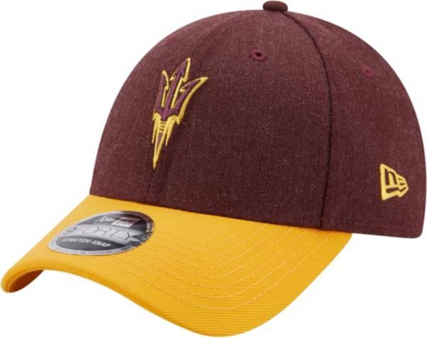 New Era Men's Arizona State Sun Devils Maroon League 9Forty Adjustable Hat product image