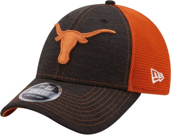 New Era Men's Texas Longhorns Burnt Orange 9Forty Neo Adjustable Hat product image
