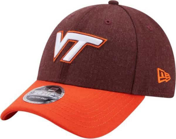 New Era Men's Virginia Tech Hokies Maroon League 9Forty Adjustable Hat product image