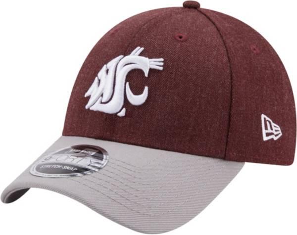 New Era Men's Washington State Cougars Crimson League 9Forty Adjustable Hat product image