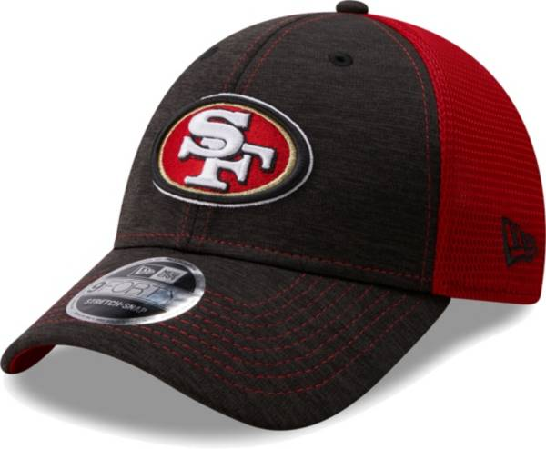 New Era Youth San Francisco 49Ers Red 9Forty Neo Adjustable Hat product image