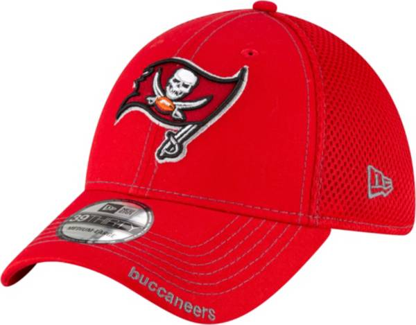 New Era Men's Tampa Bay Buccaneers Red 9Forty Neo Flex Fitted Hat product image