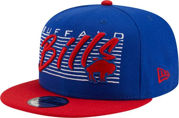 New Era Men's Buffalo Bills  9Fifty Adjustable Medium Blue Hat product image