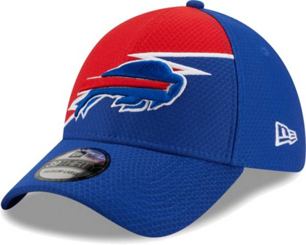 New Era Men's Buffalo Bills Royal 39Thirty Bolt Fitted Hat product image