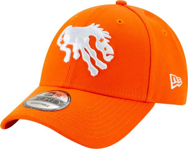 New Era Men's Denver Broncos Orange League 9Forty Adjustable Hat product image