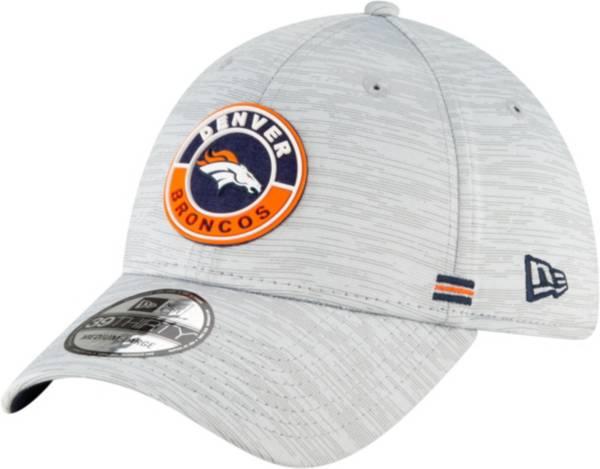 New Era Men's Denver Broncos Sideline Road 39Thirty Stretch Fit Hat product image