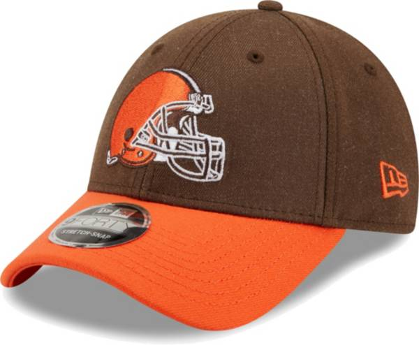 New Era Men's Cleveland Browns Brown League 9Forty Adjustable Hat product image