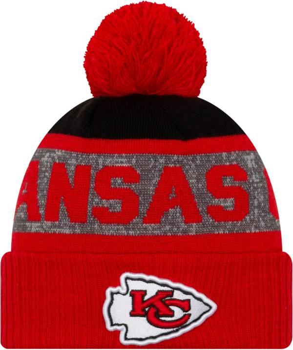 New Era Men's Kansas City Chiefs Pom Knit product image