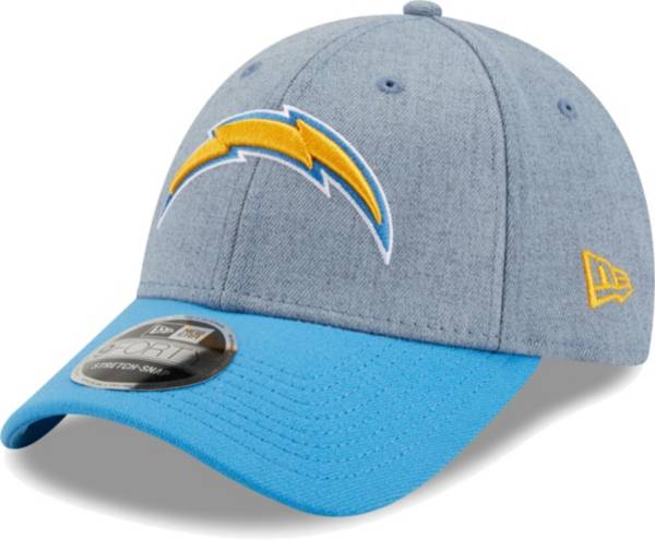 New Era Men's Los Angeles Chargers Navy League 9Forty Adjustable Hat product image