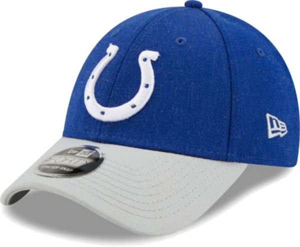 New Era Men's Indianapolis Colts Blue League 9Forty Adjustable Hat product image