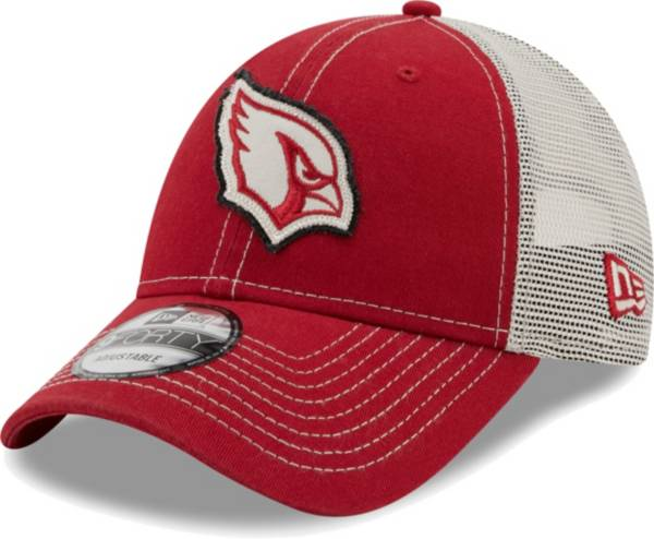New Era Men's Arizona Cardinals Red 9Forty Rugged Adjustable Hat product image
