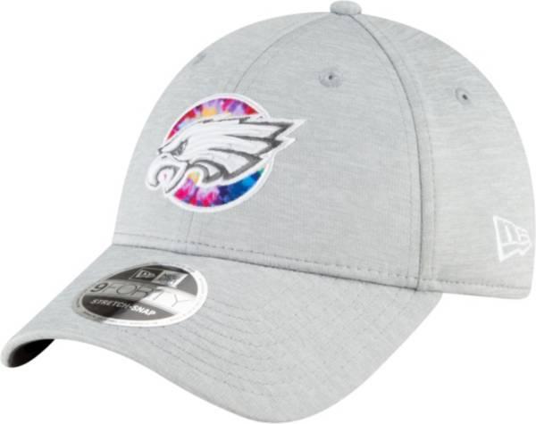 New Era Men's Philadelphia Eagles Sideline Coaches Crucial Catch 9Forty Adjustable Hat product image