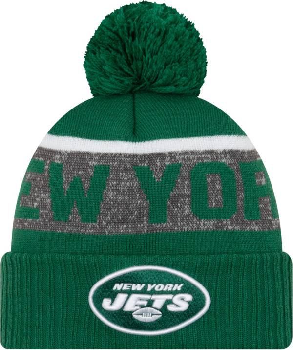 New Era Men's New York Jets Pom Knit product image
