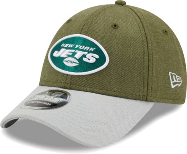 New Era Men's New York Jets Green League 9Forty Adjustable Hat product image