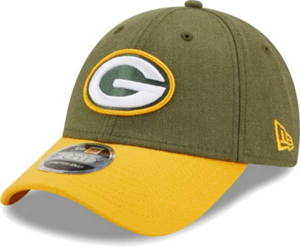 New Era Men's Green Bay Packers Green League 9Forty Adjustable Hat product image
