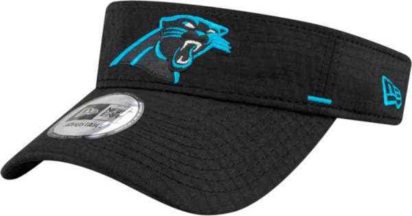 New Era Men's Carolina Panthers Black Summer Sideline Visor product image