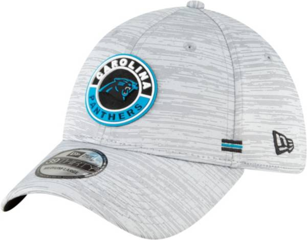 New Era Men's Carolina Panthers Sideline Road 39Thirty Stretch Fit Hat product image