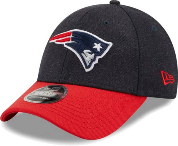 New Era Men's New England Patriots Navy League 9Forty Adjustable Hat product image