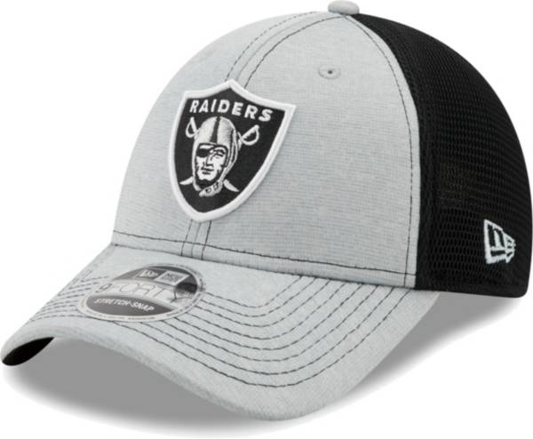 New Era Youth Las Vegas Raiders Black 9Forty Neo Adjustable Hat product image