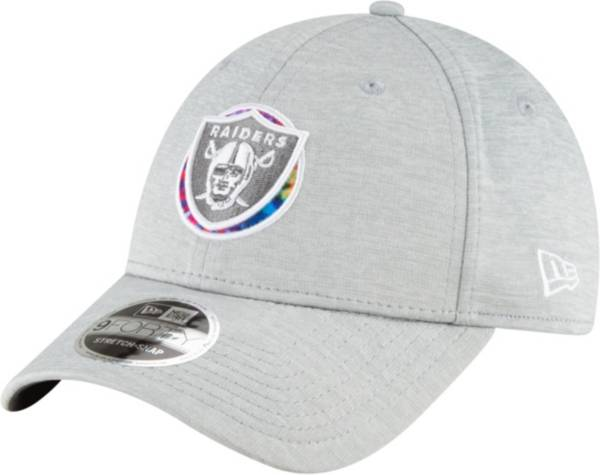 New Era Men's Las Vegas Raiders Sideline Coaches Crucial Catch 9Forty Adjustable Hat product image