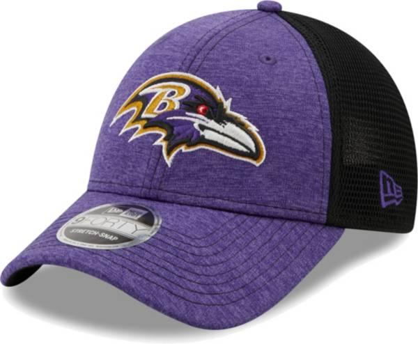 New Era Youth Baltimore Ravens Black 9Forty Neo Adjustable Hat product image