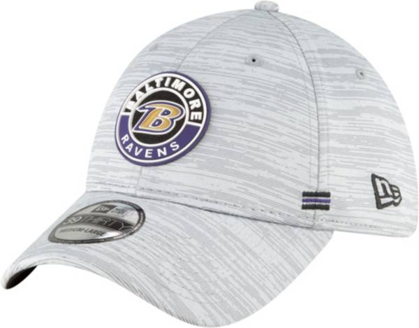 New Era Men's Baltimore Ravens Sideline Road 39Thirty Stretch Fit Hat product image