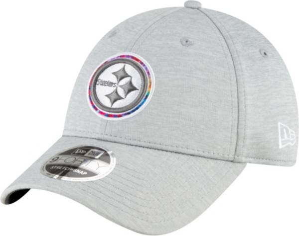 New Era Men's Pittsburgh Steelers Sideline Coaches Crucial Catch 9Forty Adjustable Hat product image