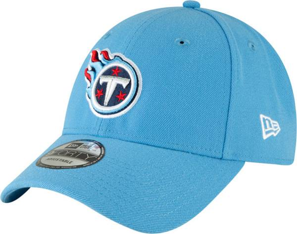 New Era Men's Tennessee Titans Blue League 9Forty Adjustable Hat product image