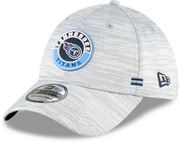 New Era Men's Tennessee Titans Sideline Road 39Thirty Stretch Fit Hat product image