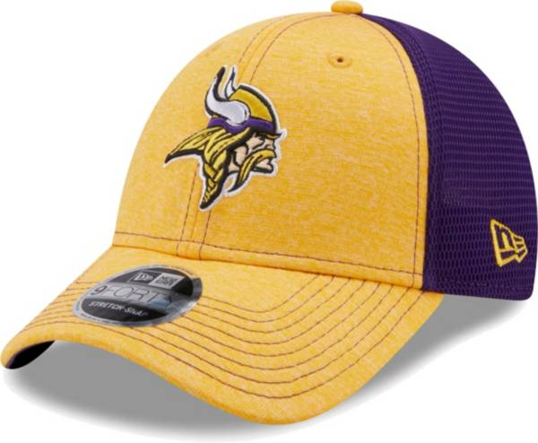 New Era Youth Minnesota Vikings Purple 9Forty Neo Adjustable Hat product image