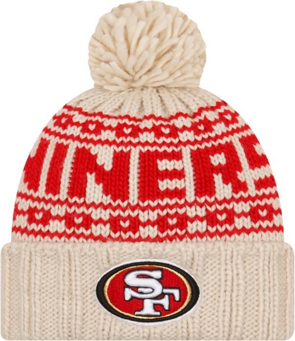 New Era Women's San Francisco 49ers Sideline Sport Knit product image