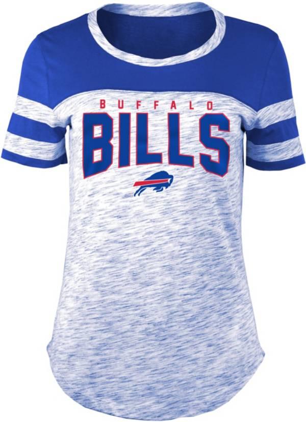 New Era Women's Buffalo Bills Varsity Space Dye T-Shirt product image