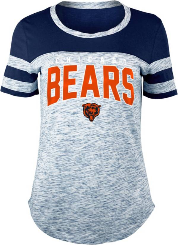New Era Women's Chicago Bears Varsity Space Dye T-Shirt product image