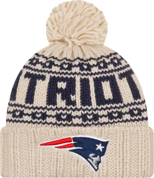 New Era Women's New England Patriots Sideline Sport Knit product image