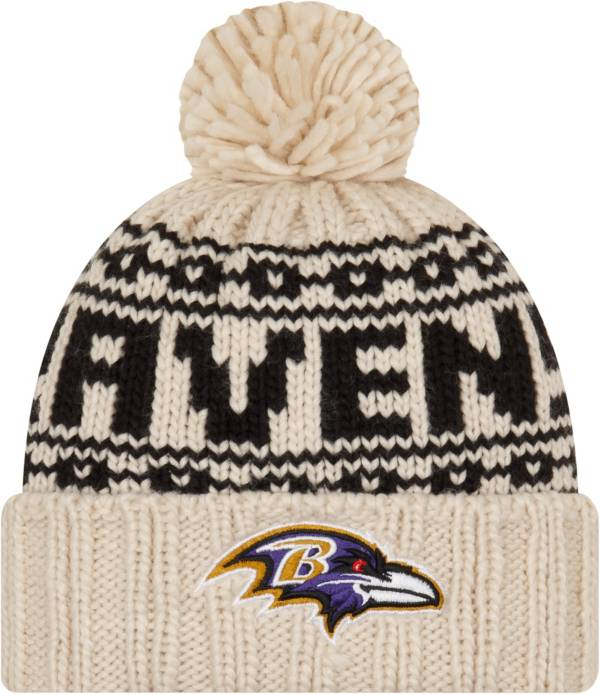 New Era Women's Baltimore Ravens Sideline Sport Knit product image