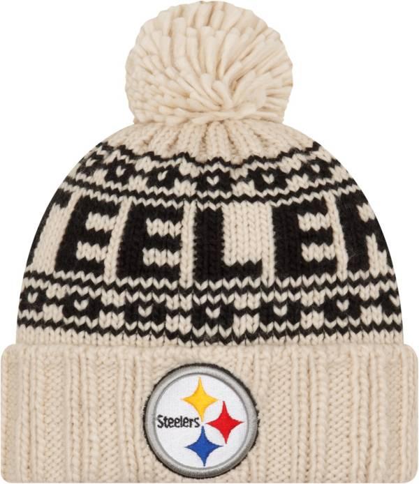 New Era Women's Pittsburgh Steelers Sideline Sport Knit product image