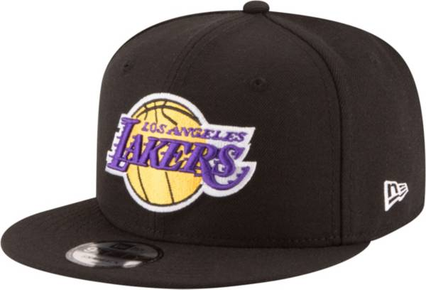 New Era Men's Los Angeles Lakers 9Fifty Adjustable Snapback Hat product image