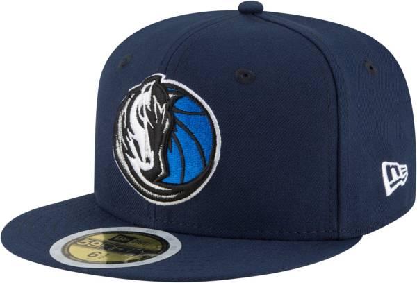 New Era Youth Dallas Mavericks 59Fifty Adjustable Snapback Hat product image