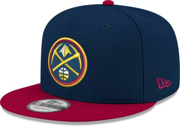 New Era Youth Denver Nuggets 59Fifty Navy Two-Tone Authentic Hat product image
