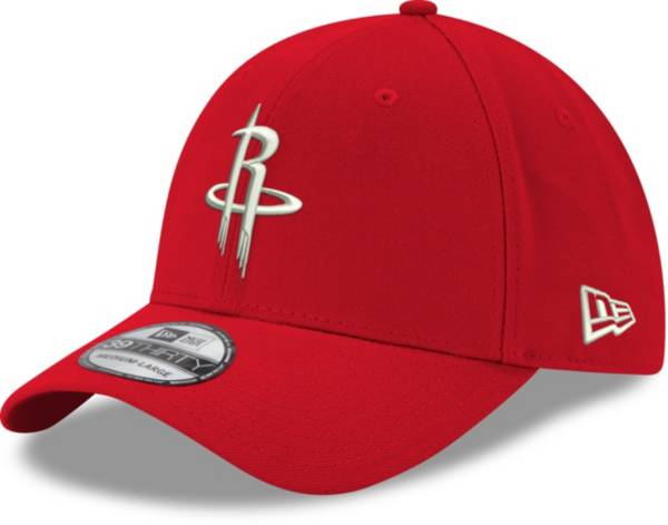 New Era Men's Houston Rockets 39Thirty Adjustable Snapback Hat product image