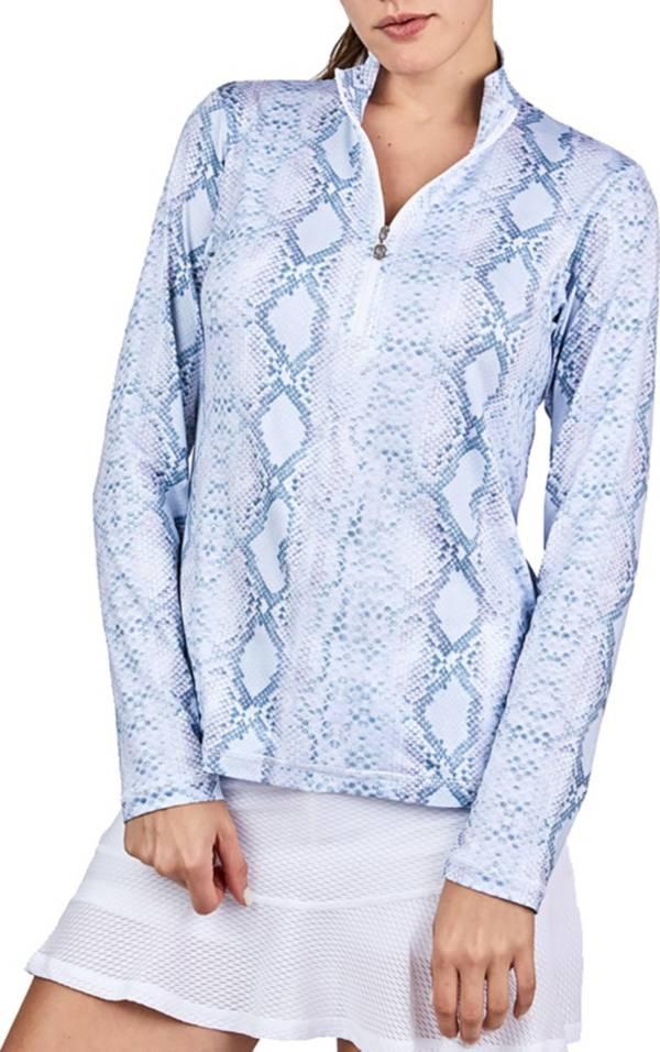 Sofibella Women's UV Feather Long Sleeve Top product image