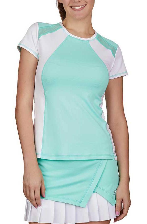 Sofibella Women's Love at 1st Serve Short Sleeve product image