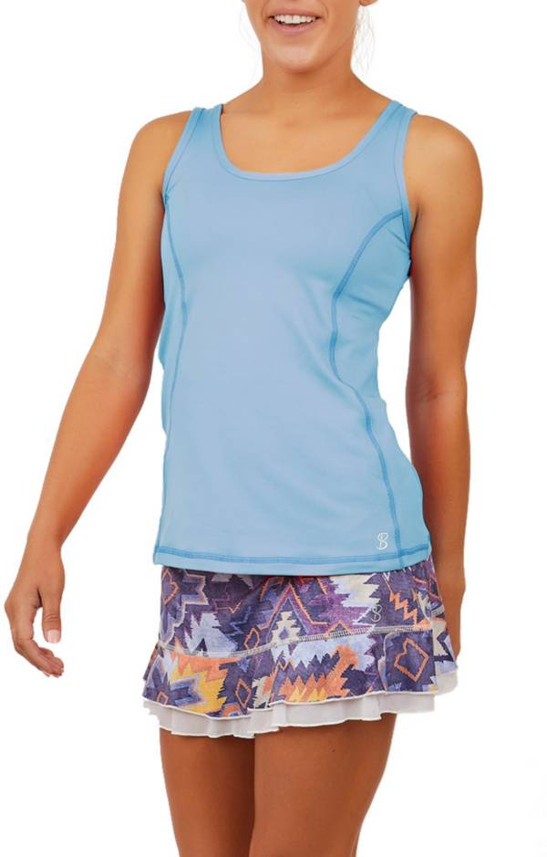 Sofibella Women's UV Colors X-Tank Tennis Tank Top product image