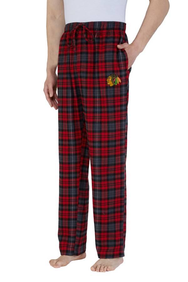 Concepts Sport Men's Chicago Blackhawks Flannel Pajama Pants product image